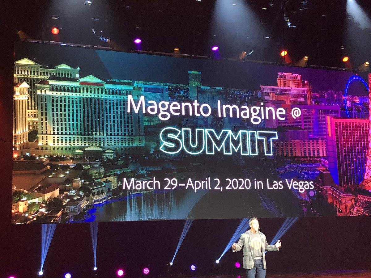 pinofilice: Next #magentoimagine will it be worth as my 10th Imagine or will I have to start again from one? https://t.co/OCzJMMHUak