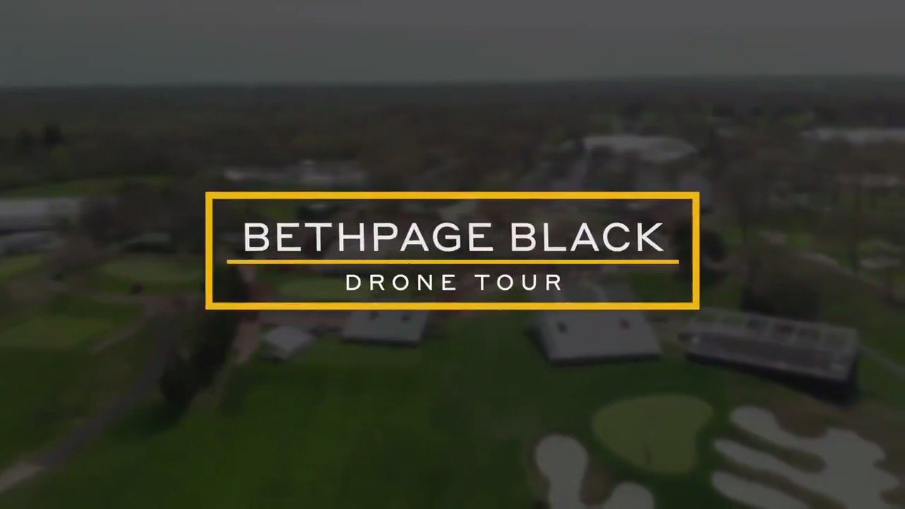 Sit back and enjoy this drone tour of Bethpage Black. 🙌 https://t.co/qA1lEh6Nmo
