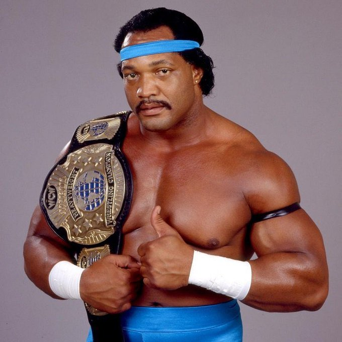 Happy Birthday to the great, Ron Simmons!