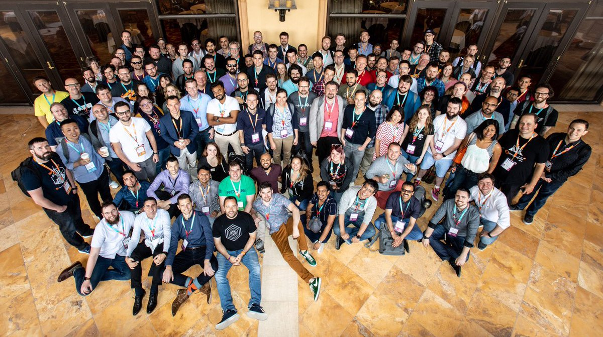 sherrierohde: Huge thank you to everyone who led a topic and attended DevExchange - so many great discussions! #MagentoImagine https://t.co/kIywI3ilGo