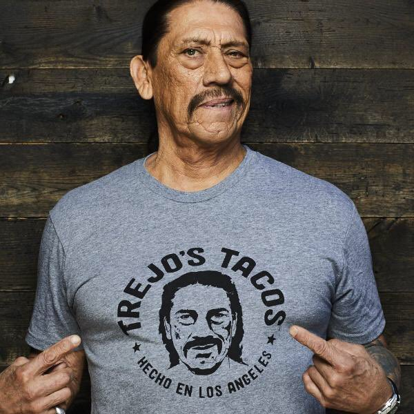 Happy Birthday  Danny Trejo       T