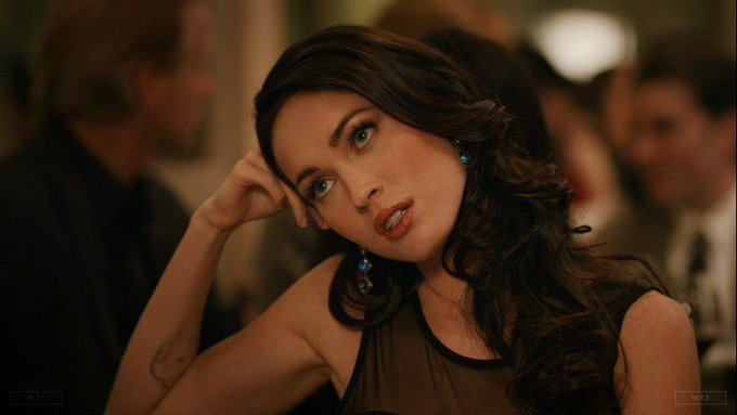 Born on this day, Megan Fox turns 33. Happy Birthday! What movie is it? 5 min to answer!