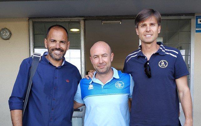 El CD Móstoles de Salva Ballesta y Jovi jugará el 'playoff' https://t.co/yyGyDGr4KI #Albacete https://t.co/PkgDO91KEP