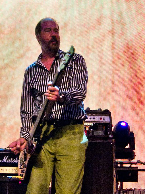 Happy 54th birthday to Krist Novoselic!