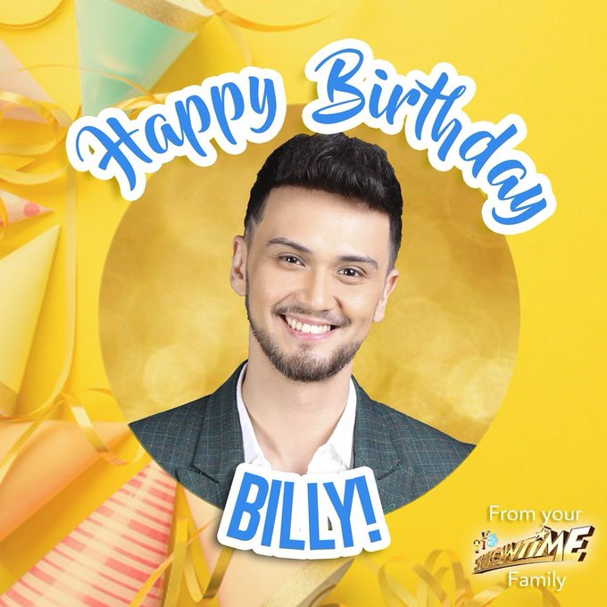 Happy Birthday sa International R&B Star na si Kuys Billy Crawford!