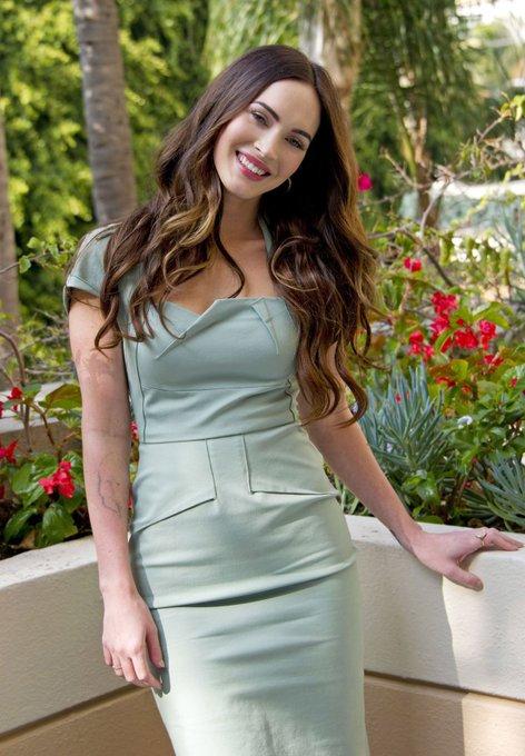 Happy Birthday, Megan Fox!