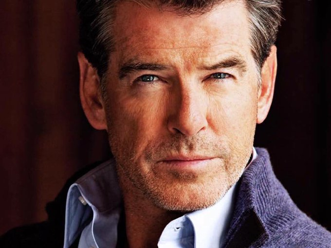 """Happy Birthday to Pierce Brosnan....My guy when it comes to playing \""""007\""""..."""