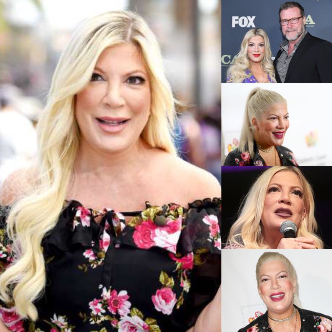 Happy 46 birthday to Tori Spelling . Hope that she has a wonderful birthday.
