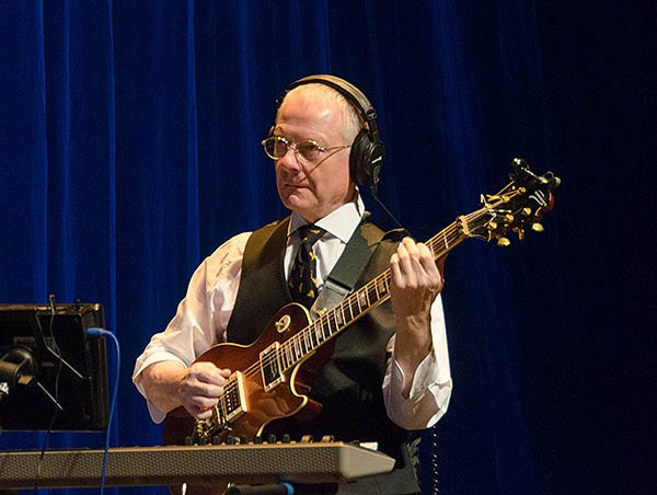 Happy Birthday,Robert Fripp!!!