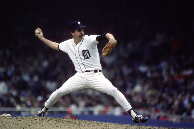 A very Happy 64th Birthday to former starting pitcher/Hall of Famer, Jack Morris!