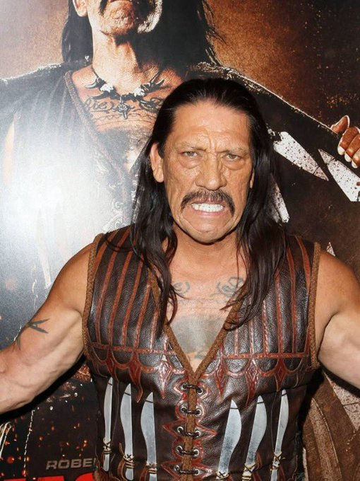 HAPPY BIRTHDAY DANNY TREJO - 16. May 1944.  Echo Park, Los Angeles, California, USA