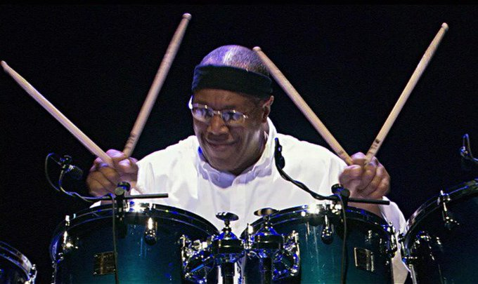 Happy birthday to Billy Cobham! - jazz drummer! Congratulations!