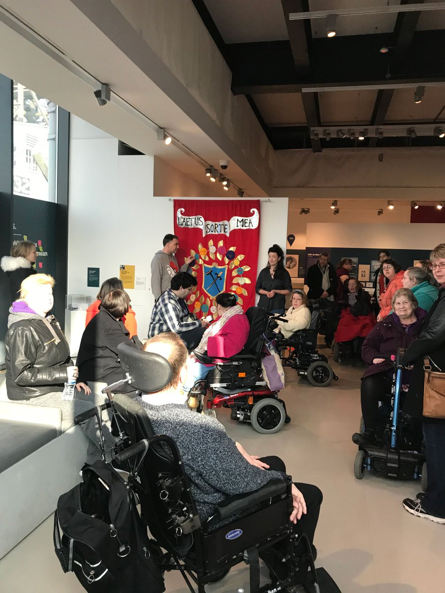 test Twitter Media - Our successor project: 'Curating for Change: D/deaf and disabled ppl leading in museums': https://t.co/7AnsCItMDi Pls share widely + sign up to new mailing list. ('Groundbreaking' is an overused word, but properly applies here. Let's change the sector!) https://t.co/eWpeAe6pbu