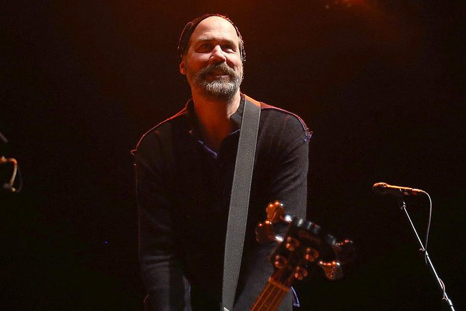 Happy Birthday to Krist Novoselic of