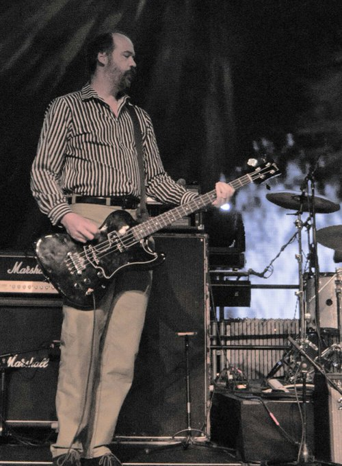 Happy birthday Krist Novoselic!