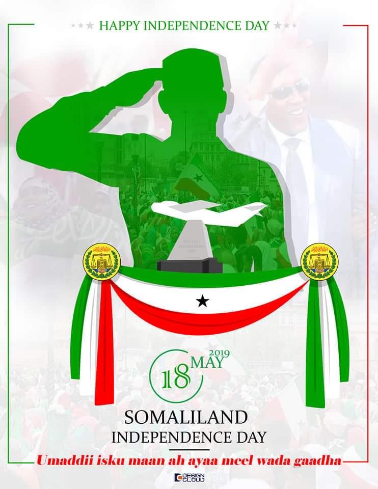 #Somaliland #18May https://t.co/YyA7jTooqP