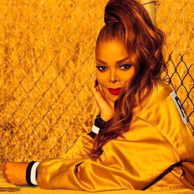 Happy 53rd Birthday, What s your favorite Janet Jackson tune?