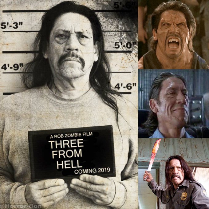 Trending message  HorrorCon2013: Happy 75th Birthday to Danny Trejo!  Remessage count - 397