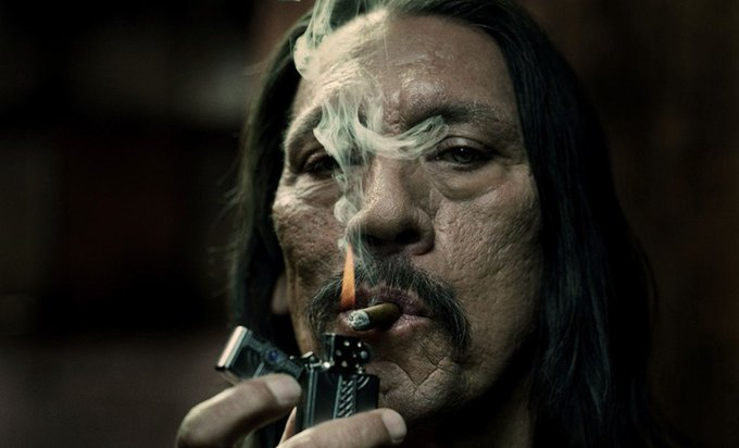 Happy Birthday to Danny Trejo, he turns 75 today!
