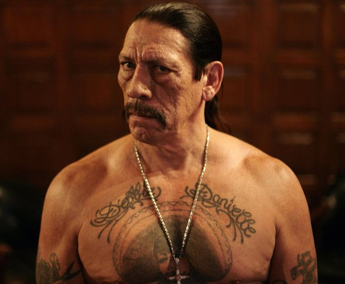 Wishing the one and only DANNY TREJO a happy birthday today!