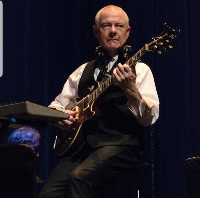 Happy Seventy-Third Birthday Guitar Jedi Master Robert Fripp!!!