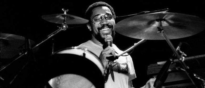 Happy Birthday Billy Cobham, 75 today