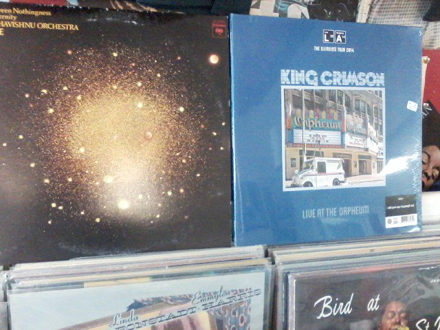 Happy Birthday to Billy Cobham of Mahavishnu Orchestra & Robert Fripp of King Crimson