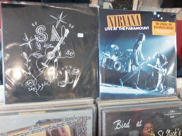 Happy Birthday to Jonathan Richman & Krist Novoselic of