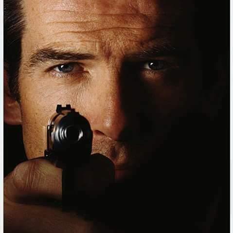 Happy birthday Pierce Brosnan aka James Bond