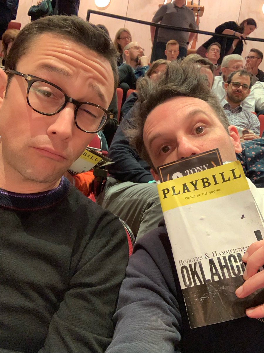 RT @jaredgeller: Last night I brought a friend to the territory ????@oklahomabway @hitRECordJoe https://t.co/P6TkmOYBQO