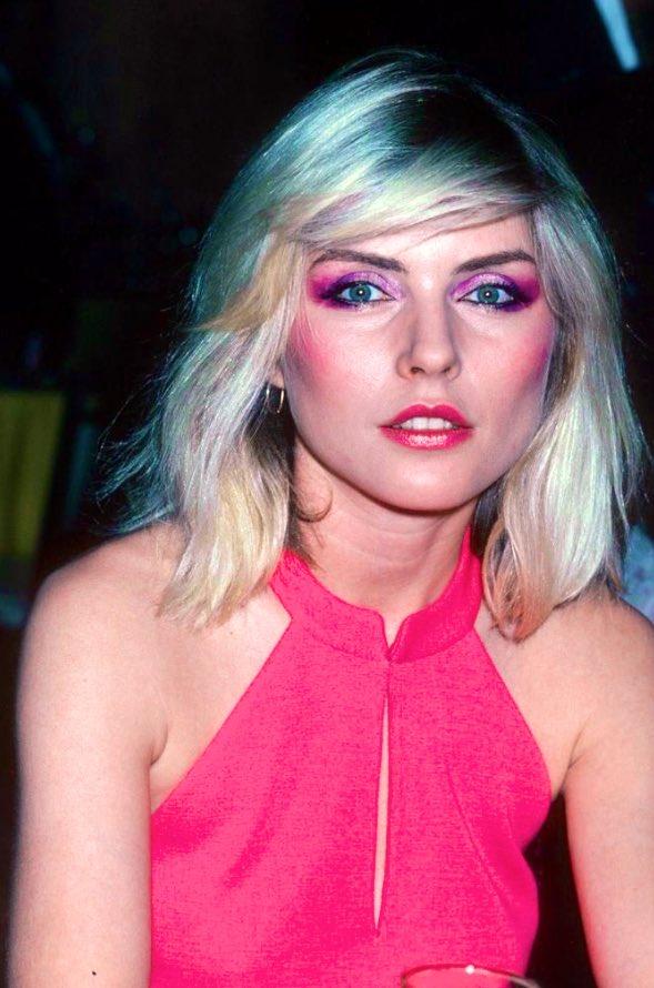 💘 Debbie Harry #blondie #beauty #music #icon 💘 https://t.co/ceq6jo4X0D