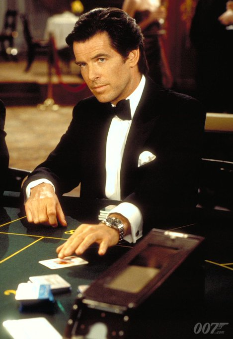 Here at KingsLane we would all like to wish a happy birthday to Mr Pierce Brosnan 007 himself.