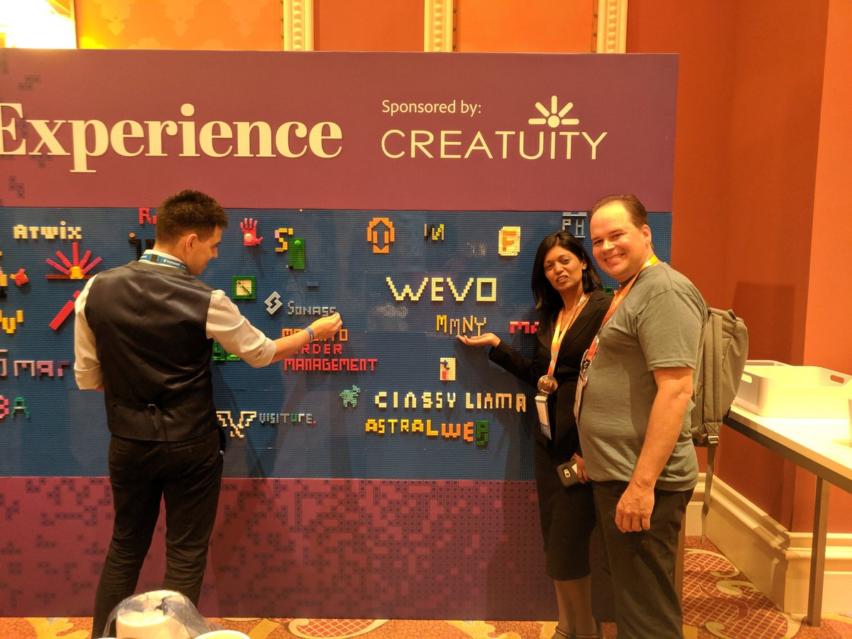 adwatson: Sad that #MagentoImagine has ended - but the party will continue @meetmagentonyc September 5-6! #mm19nyc https://t.co/Q0vhLhjzZF