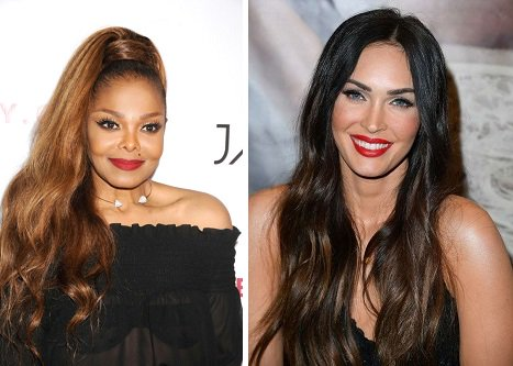 HAPPY BIRTHDAY !  Janet Jackson  and  Megan Fox