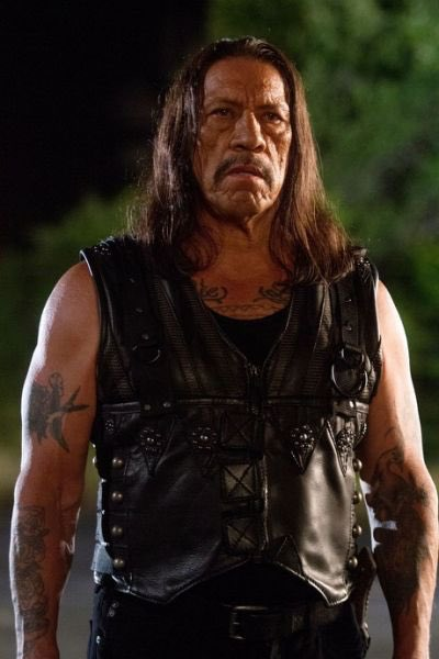 Happy Birthday Danny Trejo! Mi hermano!!