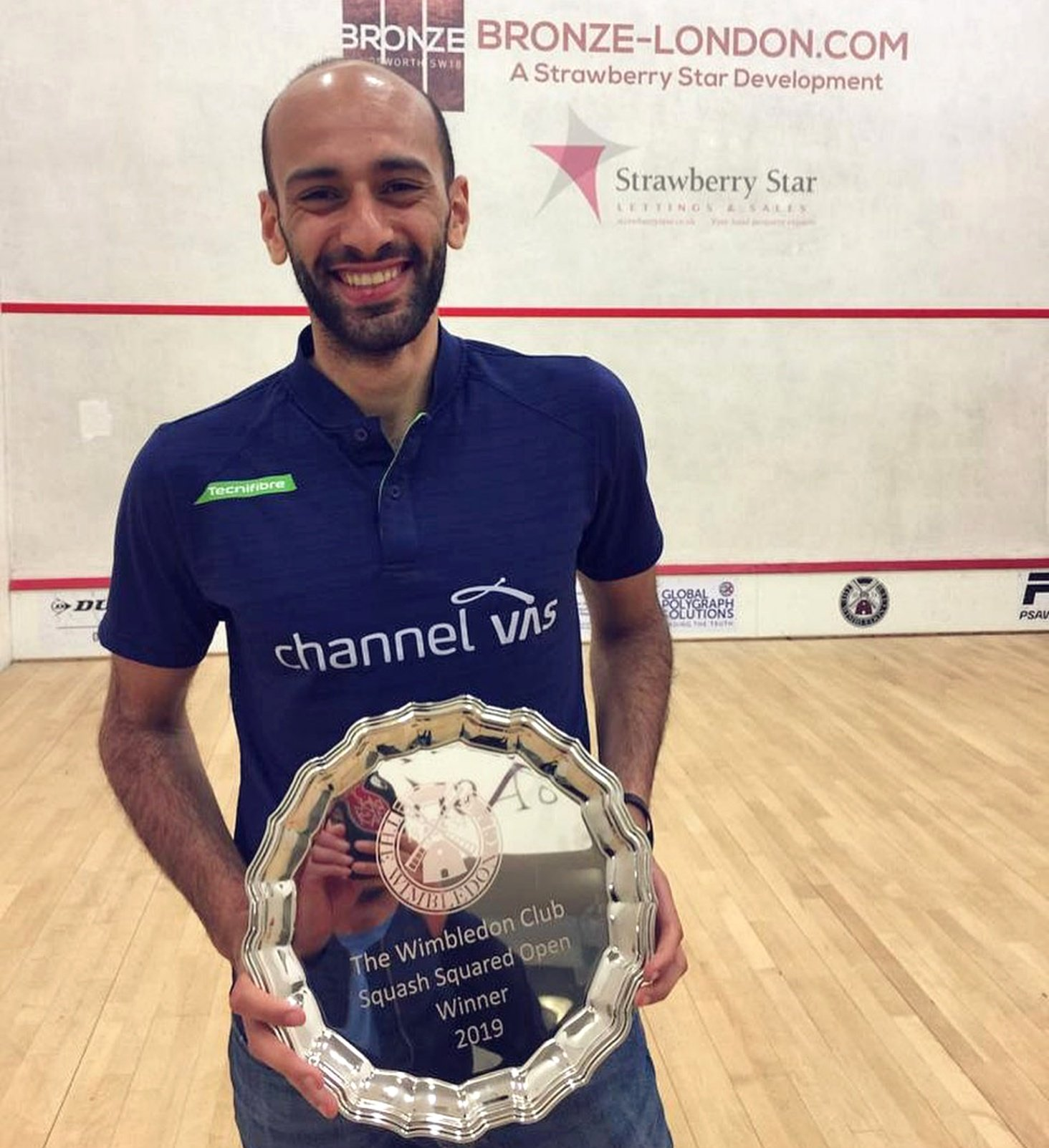 Congratulations to @maelshorbagy , Squash Squared Open Champion 2019 https://t.co/ypf4Lz5TmY