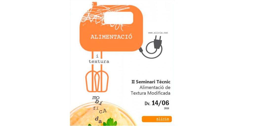 test Twitter Media - 📆La Fundación Alícia organiza la II edición del Seminario Técnico sobre Alimentación de Textura Modificada, que se celebrará el próximo 14 de junio en las instalaciones de Fundación Alícia en Món Sant Benet (Barcelona). Más información en https://t.co/xEHl5Af12m #PersonasMayores https://t.co/FoKZF6zH9B