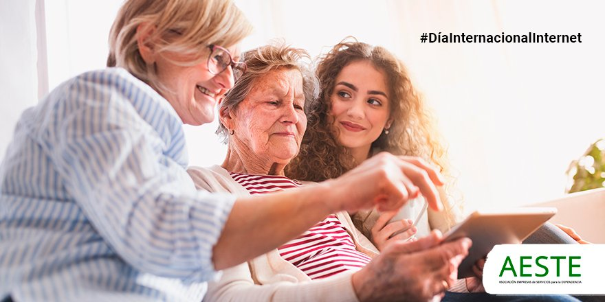 test Twitter Media - En el Día Internacional de Internet recordamos los beneficios de un uso responsable de las #PersonasMayores. Mantenerse informados de la actualidad. Promover la relación con la familia. Evitar la soledad no deseada. Mantener la mente activa.  #DíaInternacionalInternet https://t.co/yiX6McZMfT