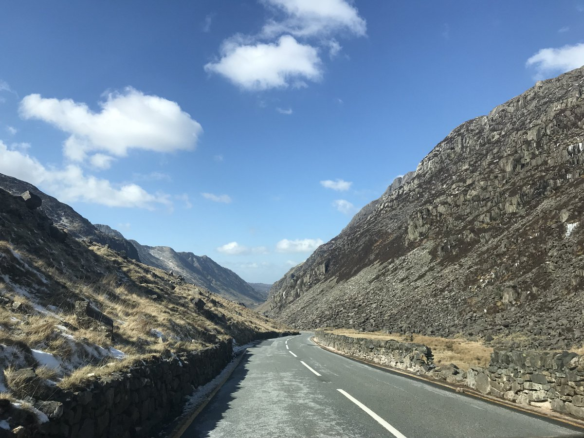 test Twitter Media - RT - LLANBERIS PASS CLOSURE - SATURDAY 18TH MAY The #Llanberis Pass will be closed 9am-12:15pm THIS SATURDAY. If you're visiting us, parking in Llanberis will be limited & traffic delays are likely - allow extra time for travel & parking. #Snowdonia #Snowdon https://t.co/0fmiVCYxXy
