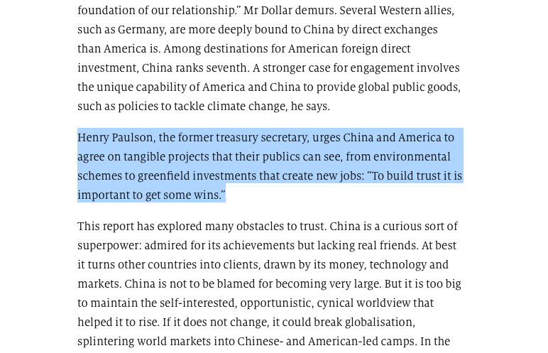 "test Twitter Media - PI featured several times in the new US-China special report from @TheEconomist, including this from PI Chairman Hank Paulson: ""To build trust, it's important to get some wins.""  https://t.co/cKQ3rykzRa #China https://t.co/JXUO5g41Lo"