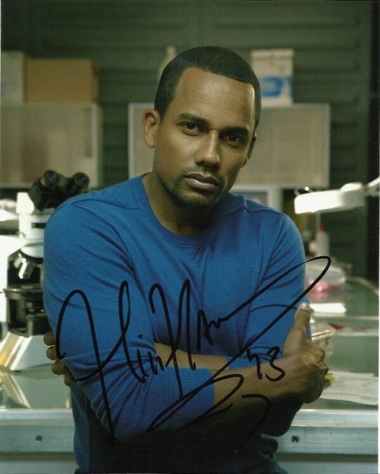 Happy Birthday, Hill Harper!