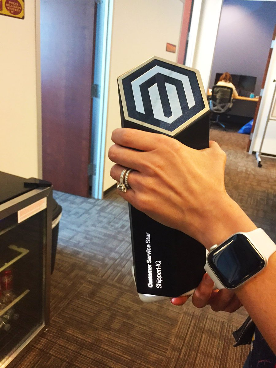 ShipperHQ: @ecommerceaholic We tried it out for ourselves. Thanks for the tip! #MagentoImagine https://t.co/NFosNEH8OK