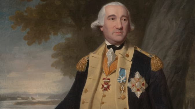 On this first day of #PrideMonth, I'd like to remind everyone that the United States wouldn't exist if General Washington, in valley forge, hadn't hired a Gay Polyamorous Prussian to train his army.  Ladies, gentlemen, and variations thereupon: Baron Friedrich Wilhelm von Steuben