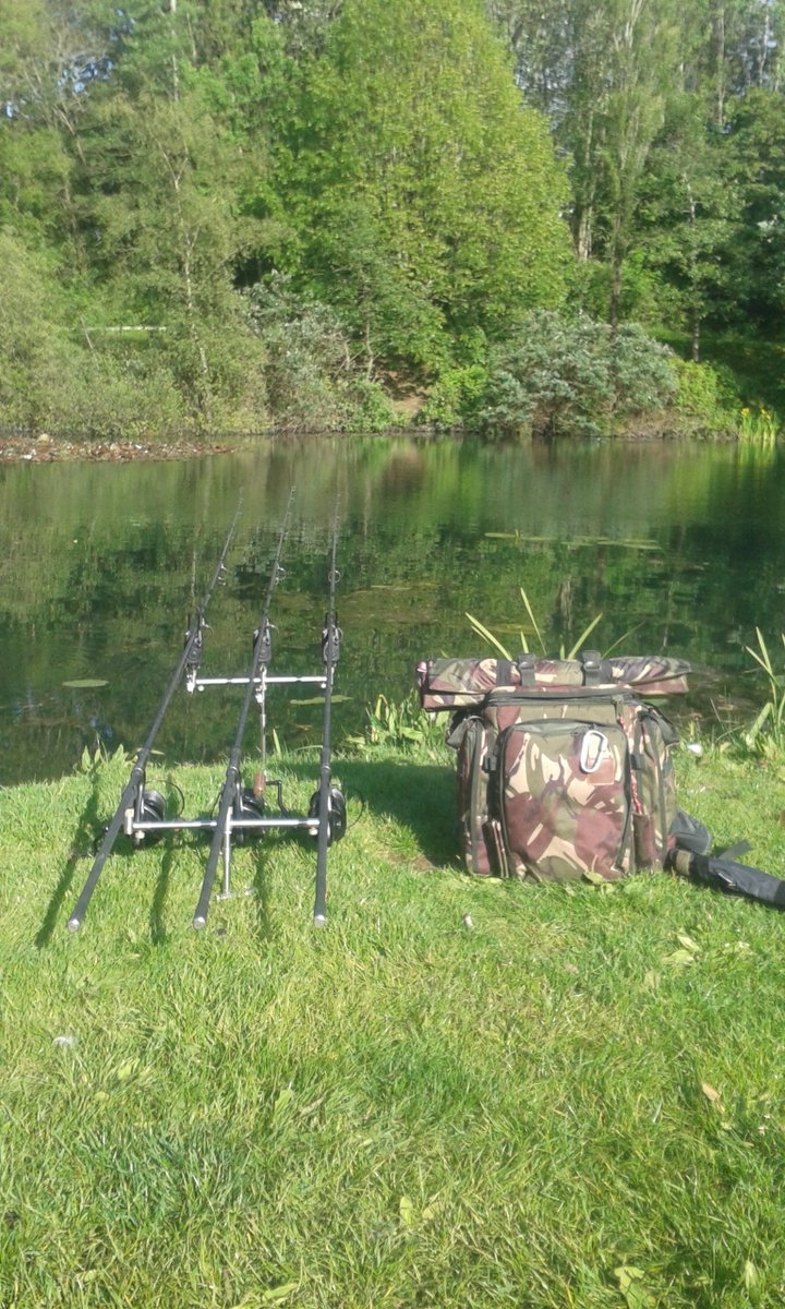 Sun's out,gun's out!!!  #Thewelshcarpangler #fishing #carpfishing #carpfishinguk #<b>Shimano</b> #Ca
