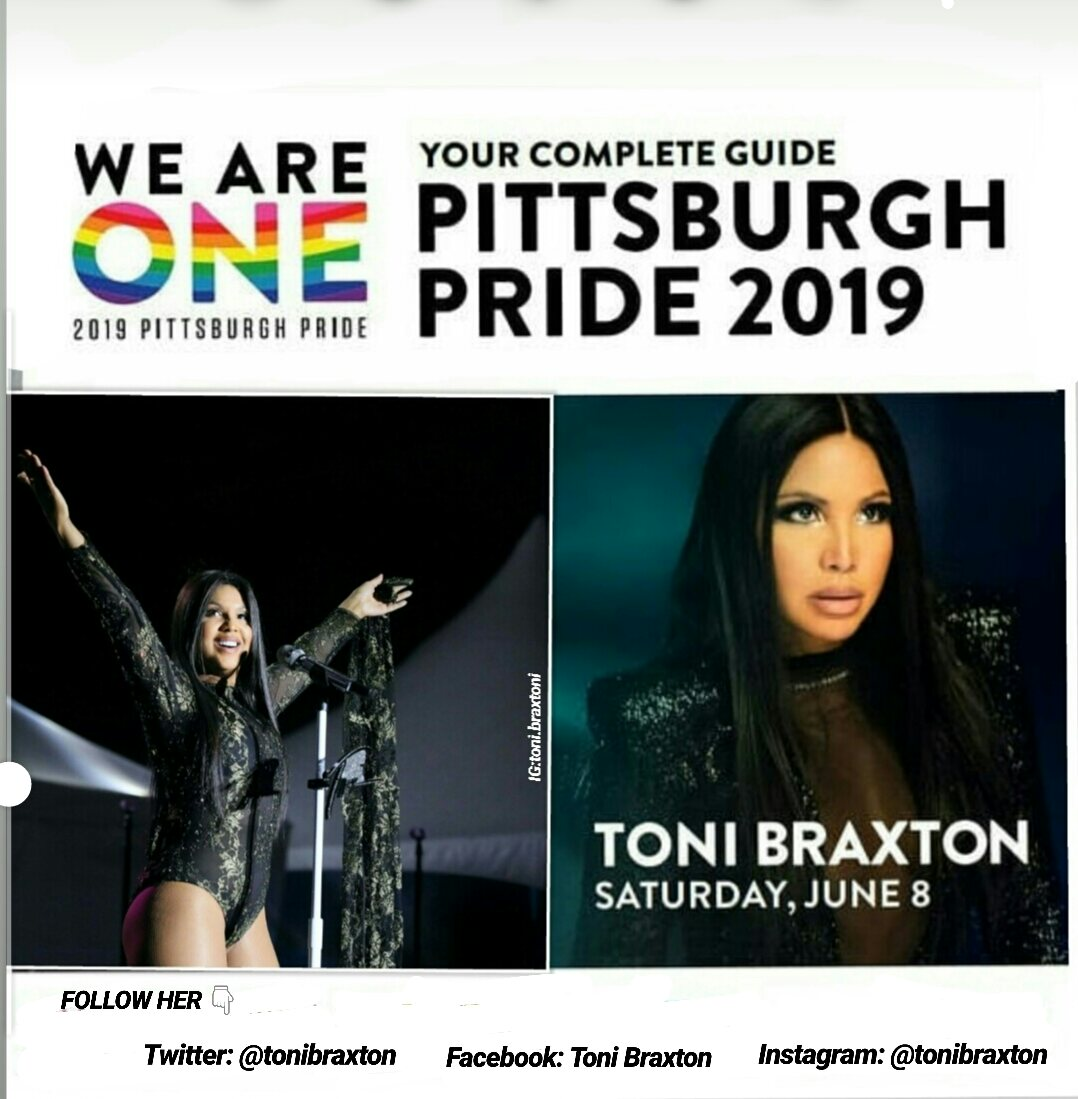 RT @WinnieKanyomozi: PITTSBURGH  June 8th get ready @tonibraxton is coming and she is bringing the ???? @tonibraxton ❤ https://t.co/8JX4ahVrBq
