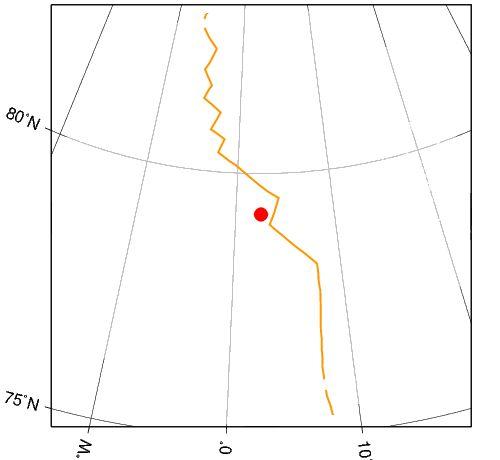 SISMO M 4.4, Greenland Sea https://t.co/5DfjP3PVf3 (Informe Geofon) #earthquake #jishin  | tweeted by @wikisismos
