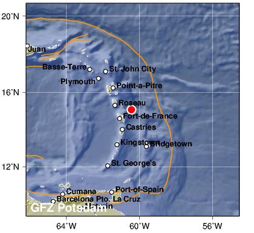 SISMO M 4.2, Leeward Islands https://t.co/DFhw4Z19DH (Informe Geofon) #earthquake #jishin  | tweeted by @wikisismos
