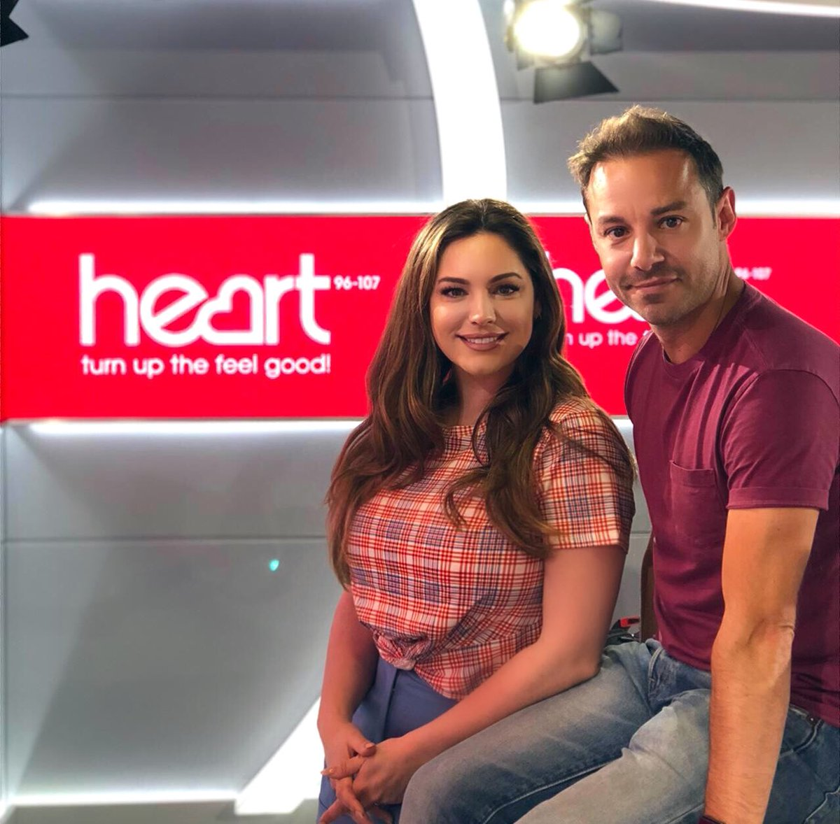 Join us Today 6-10am @thisisheart ☕️ https://t.co/T2WHTg4ozD