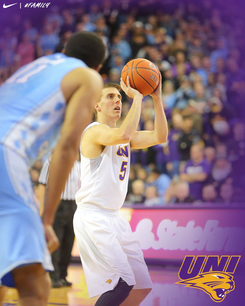 RT @UNImbb: Happy birthday to former sharp shooter @mbohannon23.  Have a great day Bo!  #Family https://t.co/oVtW9yx194