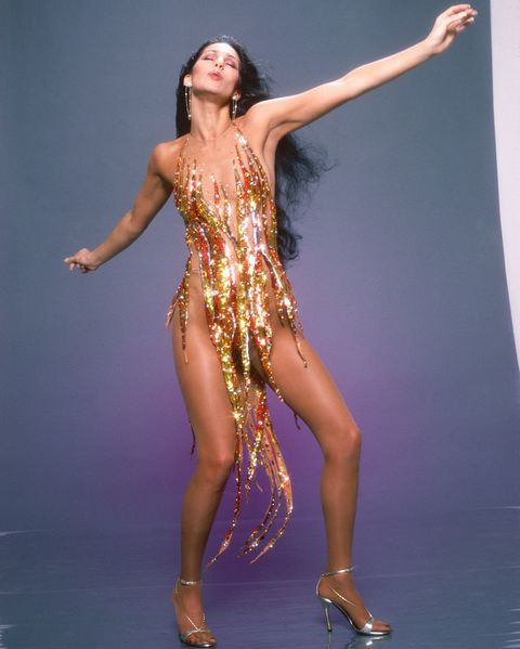 Happy birthday to a true Queen and THE style icon of our time, Cher!
